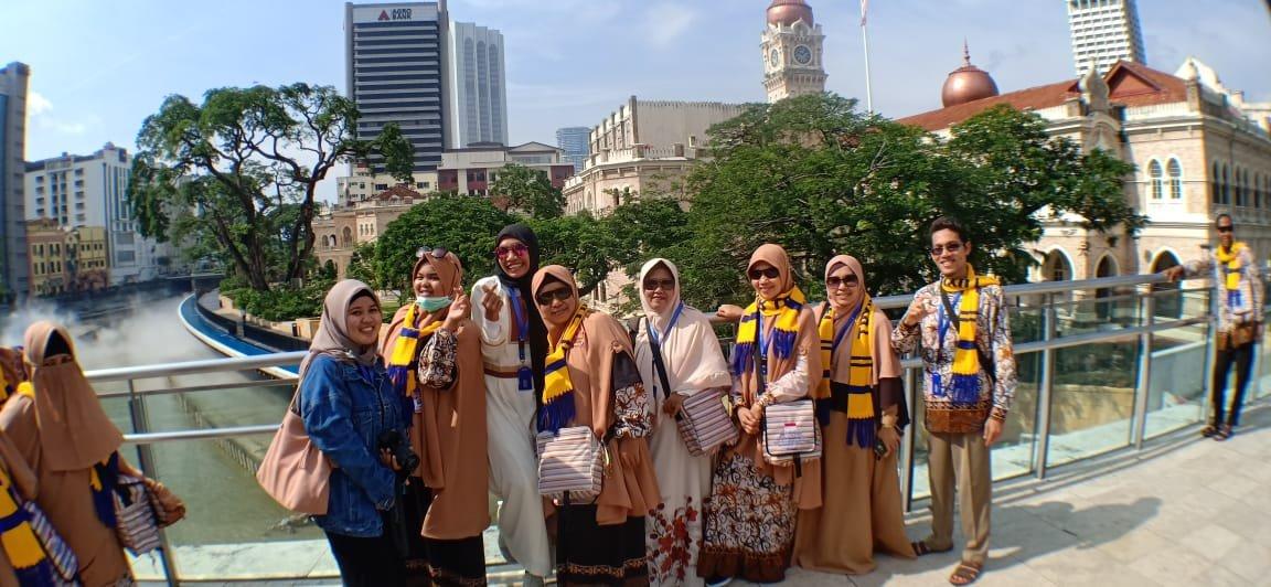 Umroh plus city tour di Kuala Lumpur