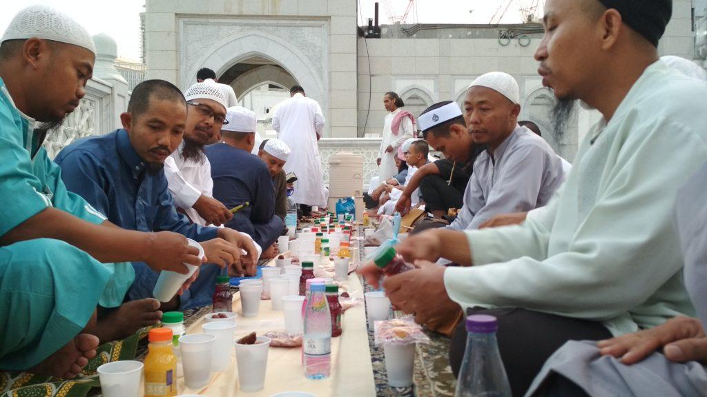 umroh lailatul qodar ramadhan