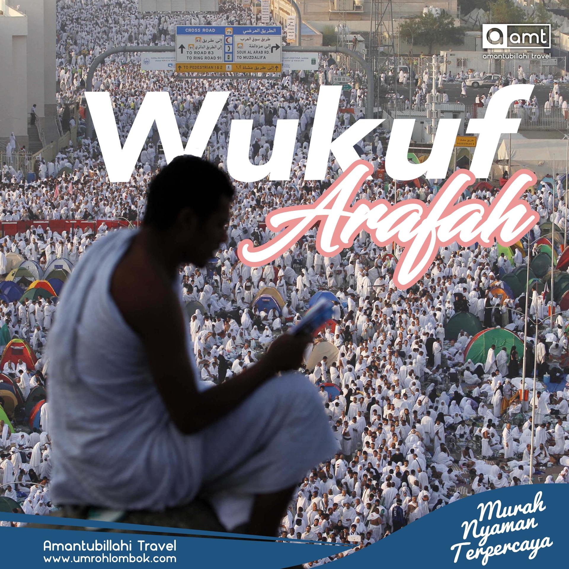 Wukuf Arafah