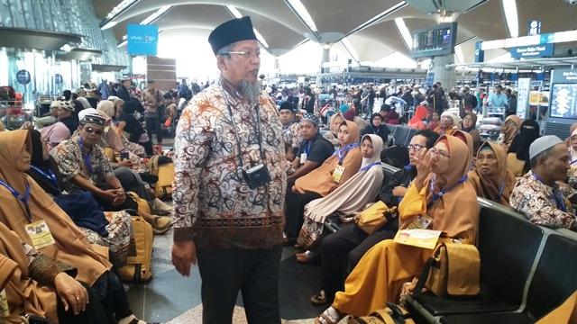 Umroh melalui Lombok Airport